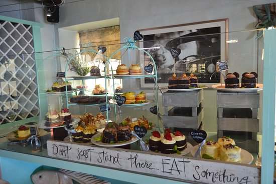 Bloubergstrand, Sudáfrica: Freshly Baked Selection