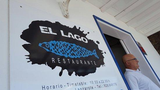 Arrieta, España: Restaurante El Lago
