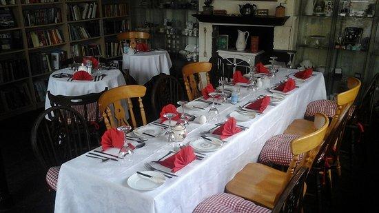 Horncastle, UK: Excellente Bistro Dining Room
