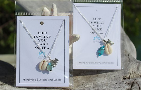 Life is what you make of it bracelets, hand beaded charms