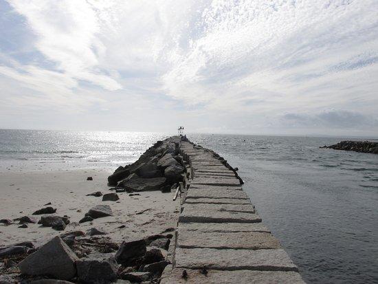 Kennebunkport, ME: Kennebunk Beach