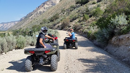 De Beque, CO: ATV'ing