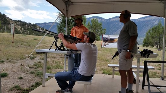 De Beque, CO: Shooting Range