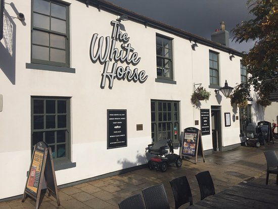 The White Horse Brigg