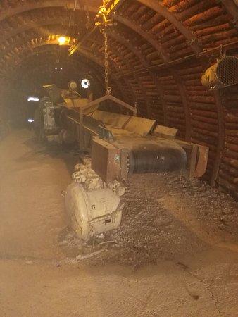 Province of Teruel, Ισπανία: Escucha estoy en la mina