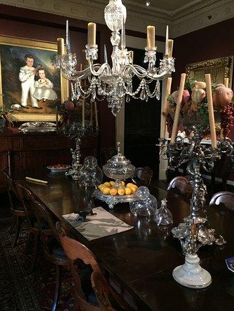 Darrow, LA: inside of Homa House