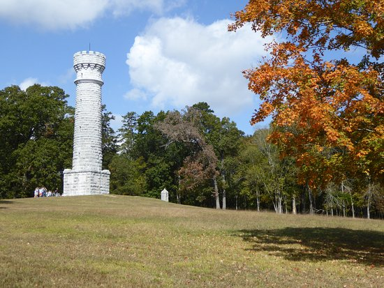 Fort Oglethorpe, GA: The tower worth a climb