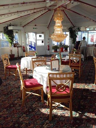 Victorian Tea Room Eastbourne Pier