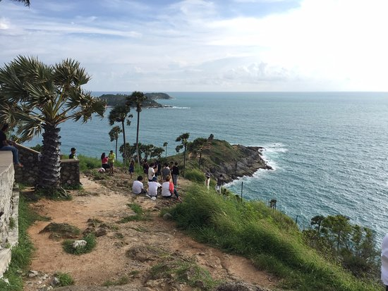 Rawai, Tailandia: วิวแหลม