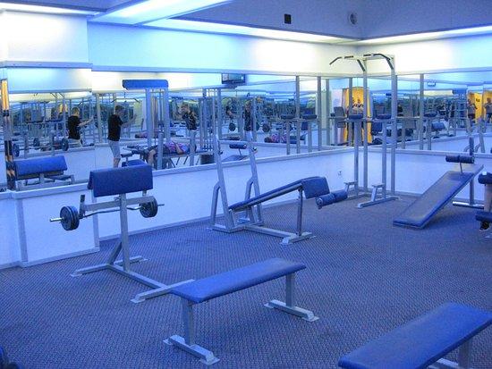 Fitnessraum hotel  Fitnessraum - Grand Efe Hotel, Özdere Resmi - TripAdvisor