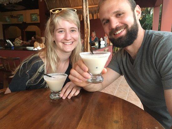 Black Orchid Restaurant: Key Lime Martini's