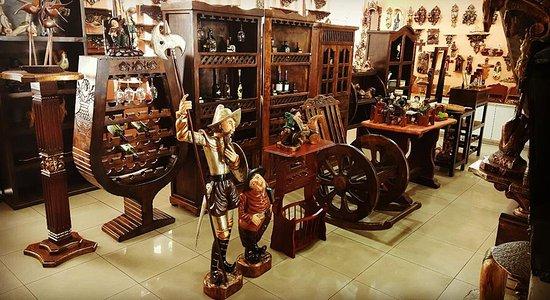 Ibarra, Ekuador: Productos producidos por Arte Colonial