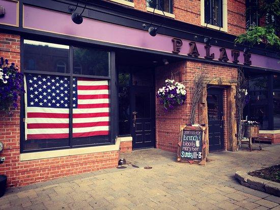 Milford, MI: Palate Fourth of July