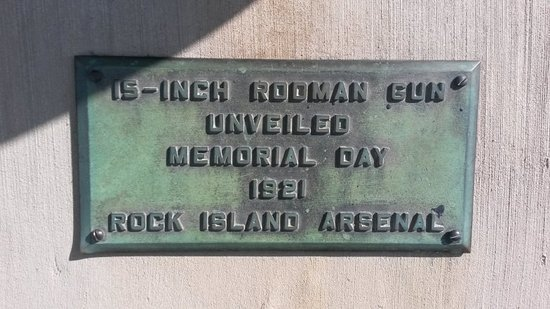 Rock Island Resmi