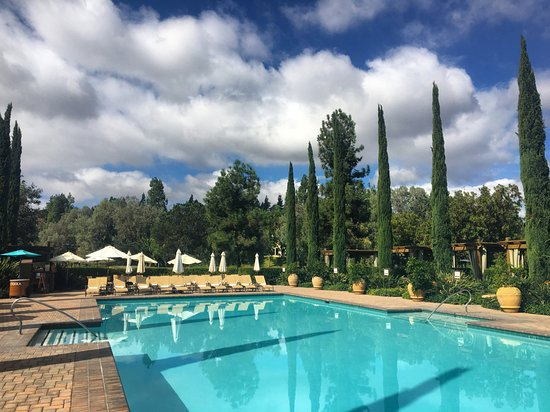 Rancho Bernardo Inn: Spa Pool