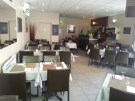 Villeurbanne, França: Le restaurant