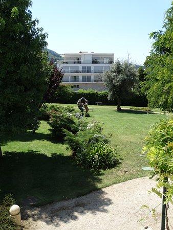 Lousa, Portugal: Jardin
