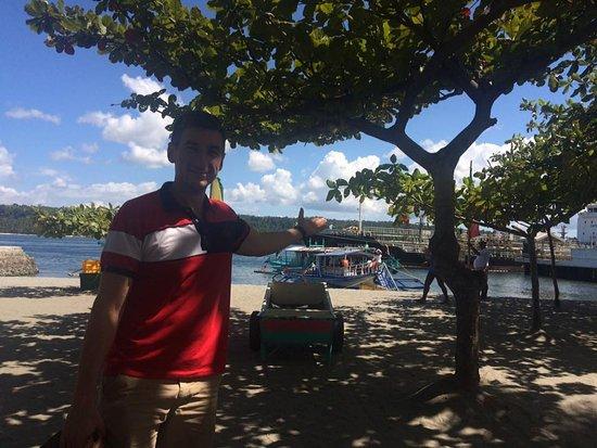 Paradise Island Park & Beach Resort: the port