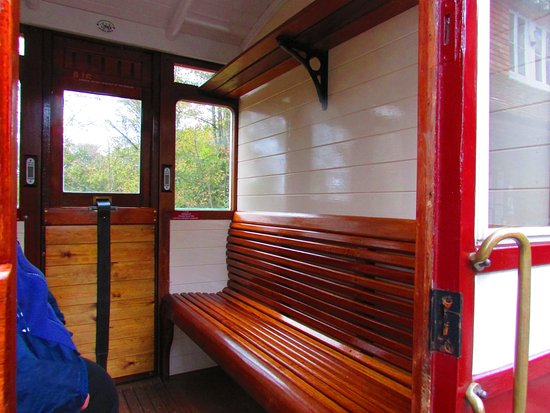 Parracombe, UK: The beautifully restored carriage