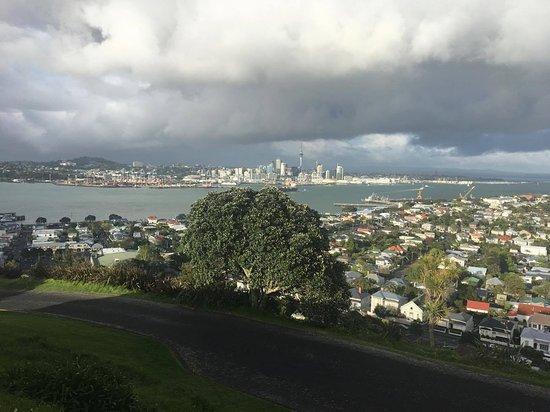 Devonport, นิวซีแลนด์: view