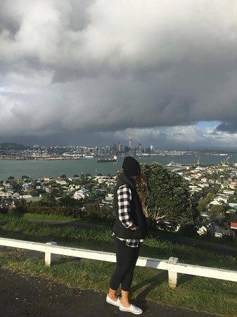 Devonport, Nueva Zelanda: view