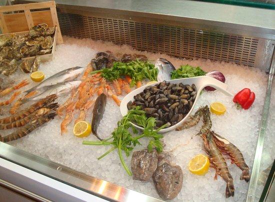 Ornex, Francia: Fruits de mer