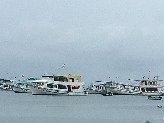 Phu Quoc-øen, Vietnam: More ships