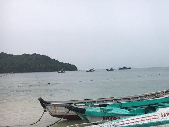 Phu Quoc-øen, Vietnam: Calm waters