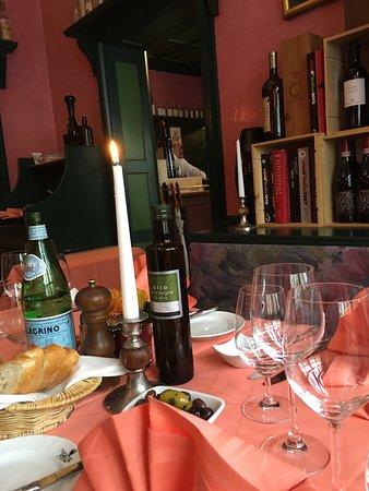 Gallo Nero: Restaurant