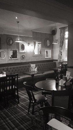 Hebburn, UK: Dining Area