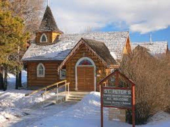 Hudson's Hope, Canadá: St. Peter's Church