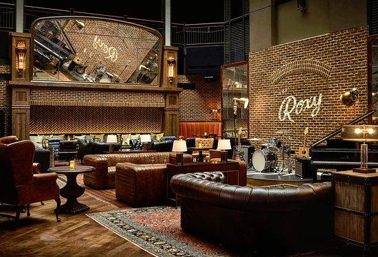 The Roxy Hotel Tribeca: Roxy Upstairs
