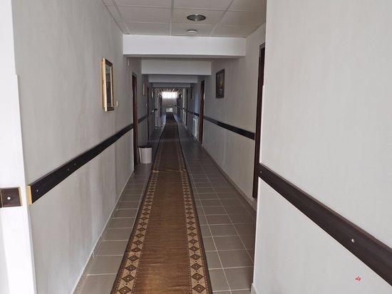 Kukes, Albania: couloir