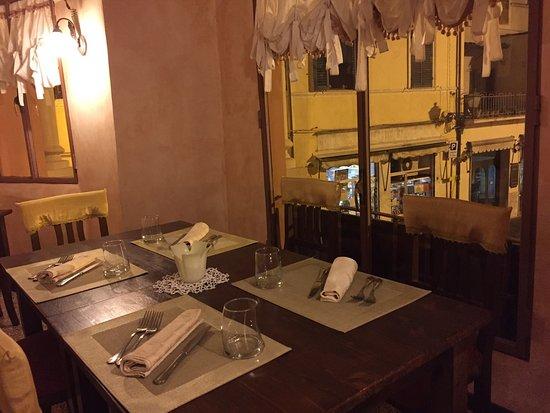 Narni, Italia: Ristorante Gattamelata