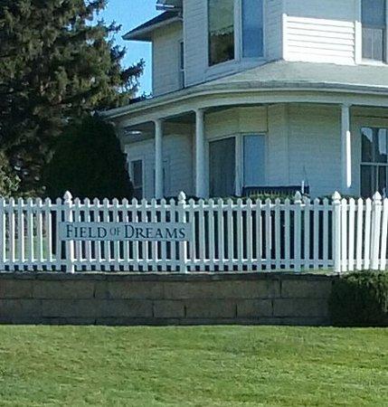 Dyersville, IA : Field of Dreams house