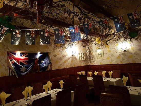 Newry, UK: Restaruant for austrialian tasting night