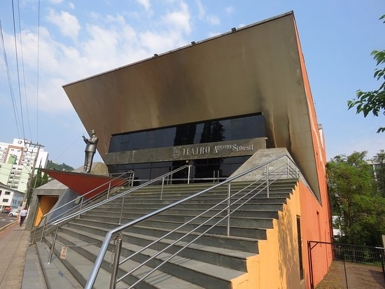 Joacaba - SCAJHO Theater