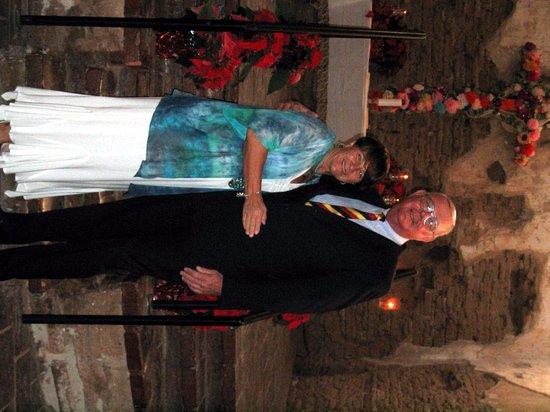 Our Wedding in Tumacacori