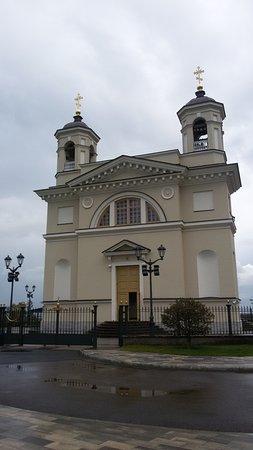 Shushary, Russia: Смоленская церковь в большом Пулково