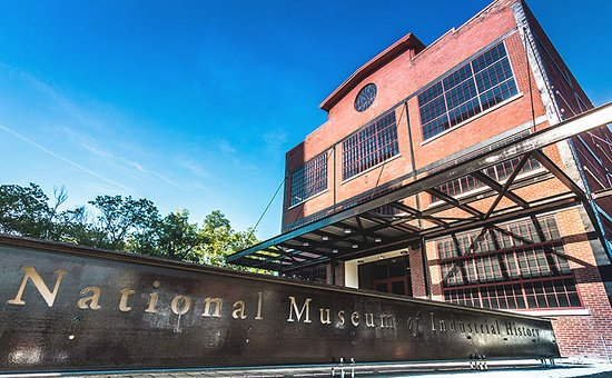 Bethlehem, Pensilvania: The National Museum of Industrial History