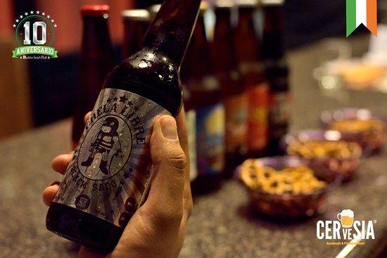 Dublin Irish Pub: Cerveza Artesanal Mexicana