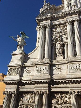 Bel Sito e Berlino: Santa Maria del Giglio
