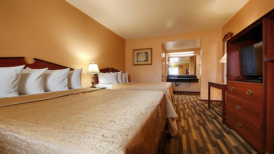 El Cajon, Kalifornien: Double Guest Room