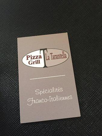 Nogent-sur-Marne, France : Le Restaurant a changé de propriétaire .La Tarentella vous propose une carte variée avec des spé