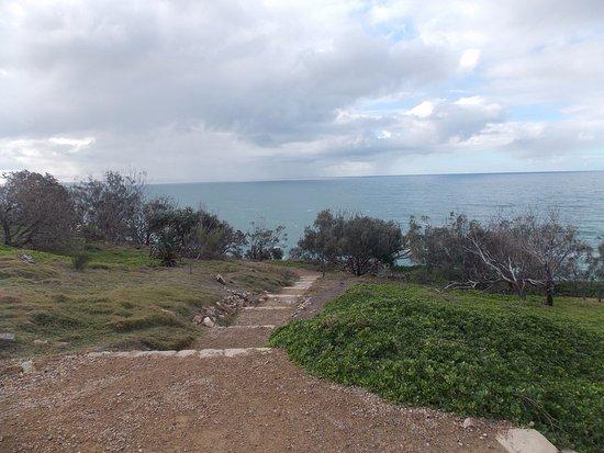 Noosa, Australia: Chegada a Hell´s Gate