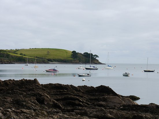 Falmouth, UK: Hamlet of Durgan on the Helford River