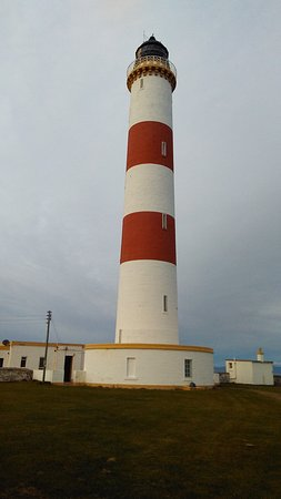 Portmahomack, UK: Tarbat Ness Lighthouse