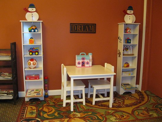 Decatur, IN: Kids area