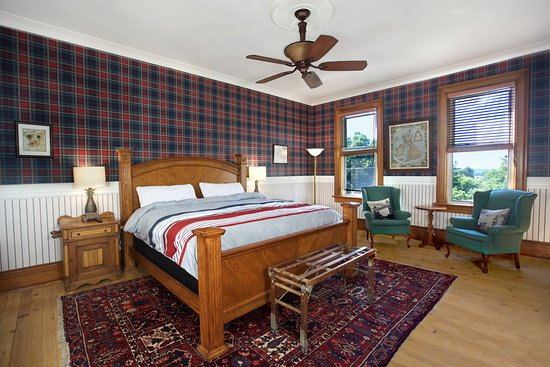 Markdale, Kanada: The Great Britain Room