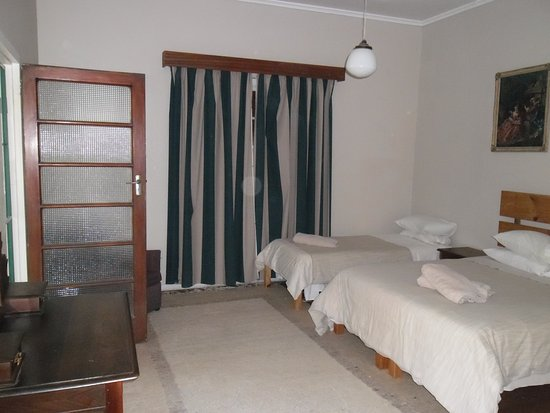 Robertson, Afrika Selatan: Family room 1 one king size bed and single bed